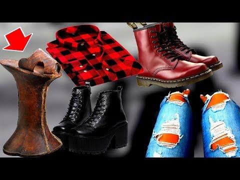 10 модных вещей(одежда) из 90х годов , которые стали модными и в 2017м