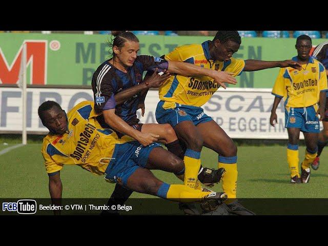 2004-2005 - Jupiler Pro League - 01. SK Beveren - Club Brugge 1-1