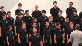"Pacific Boychoir Academy ""Ain't Got Time to Die"" Spiritual - Arr. Hall Johnson - (Stuttgart 2015)"