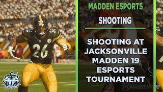 Shooting at Jacksonville Madden 19 eSports Tournament