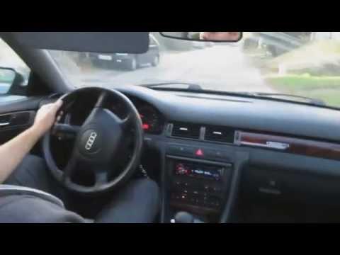 Audi A6 Avant 2.5 TDI 110kw Quattro V6 Just Cruising