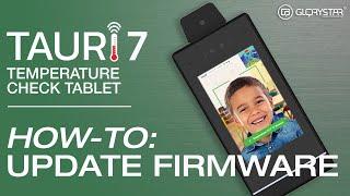 TAURI7 Firmware Update