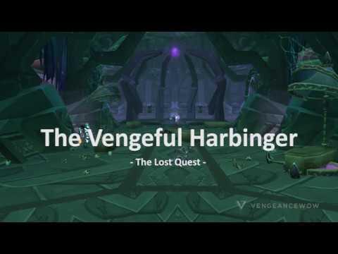 The Vengeful Harbinger - The Lost TBC Quest