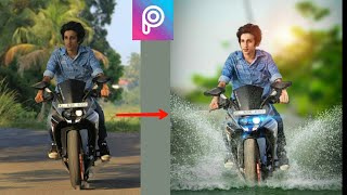 picsart bike editing || picsart best Editing || picsart manipulation Editing || picsart editing