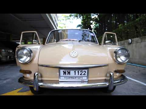 VW FOR SALE : VW TYPE III NOTCHBACK 1969