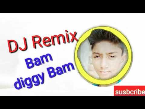 Bom Diggy Diggy DJ Remix