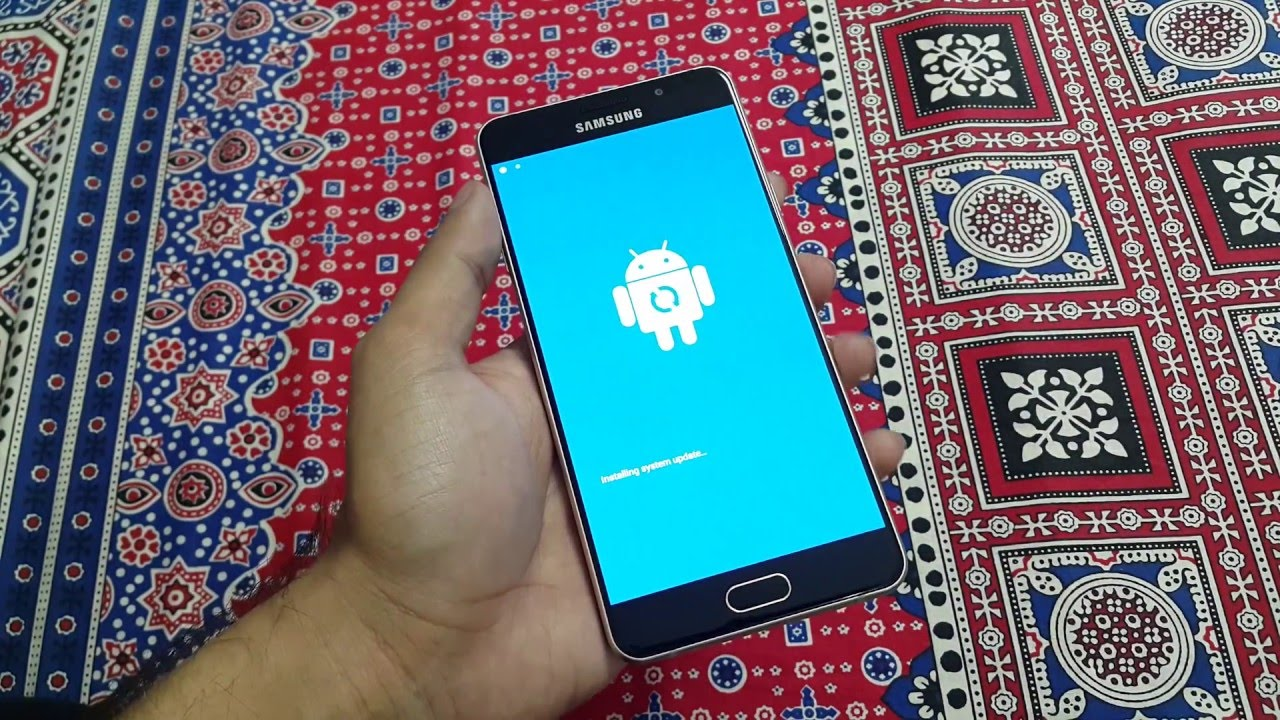 Enter Recovery Mode on Samsung Galaxy Grand Prime Plus - Tutorial