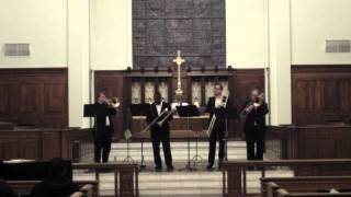 J.S. Bach - Fugue in D Minor, Arr. Richard Meyers