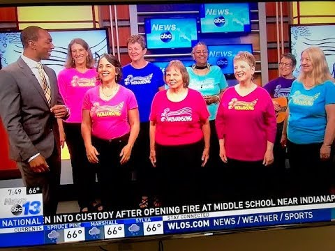 WOMANSONG ON WLOS