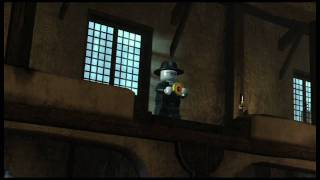 LEGO Indiana Jones 2 - Nepal Bar Comparison Video (Wii, DS, PS3, PSP, Xbox 360, PC)