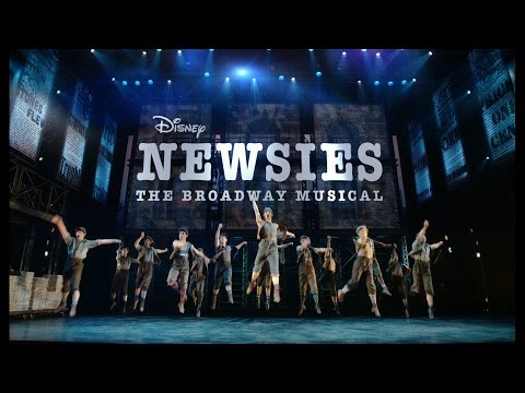 Disney's Newsies: The Broadway Musical - US Trailer