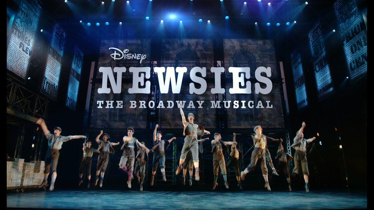 Disney S Newsies The Broadway Musical Us Trailer Youtube