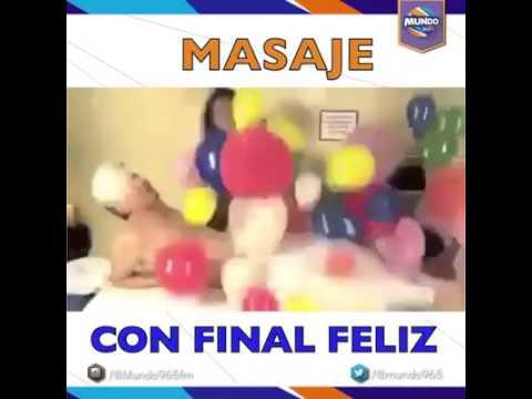 Masajista final feliz
