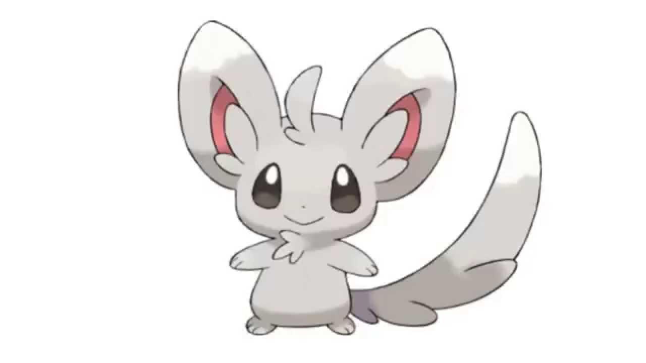 pokemon cries minccino cinccino youtube
