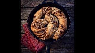 Whole Wheat Vegan Cinnamon Swirl Bread