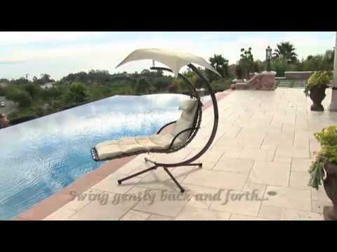 Outdoor Dream Chair Boon High Pink Rst Chaise Lounge Wickercentral Com Youtube