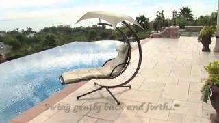 Rst Outdoor Dream Chair - Chaise Lounge - Wickercentral.com