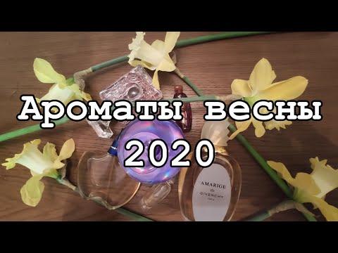 Духи весны 2020. Мои весенние ароматы: Guerlain, Paco Rabanne, Estee Lauder, Salvador Dali, Givenchy