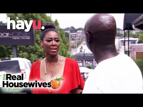 Unseen Footage: Kenya Rants To Peter About Porsha! | The Real Housewives of Atlanta