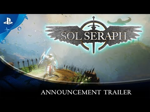 SolSeraph - Announcement Trailer | PS4