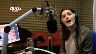Aronchupa a Discoradio, Nora live in studio a Milano!