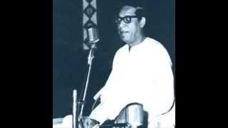 Amir Khan in Concert  Ragas Lalit, Charukeshi & Bhatiyar