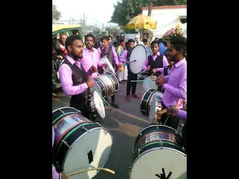 Shri bal ganesha nasik dhol group khlasi line saharanpur uttar pardesh.. #8938936957