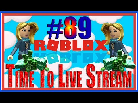 robux live stream giveaway