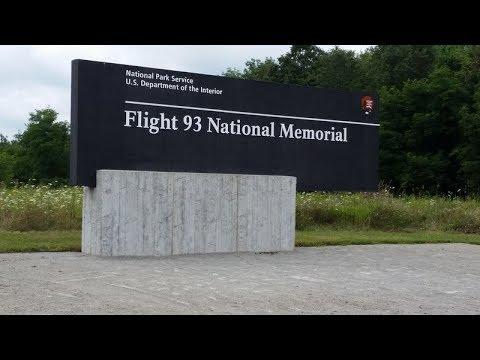 Flight 93 National Memorial (9/11 Plane Crash Site In Pennsylvania)