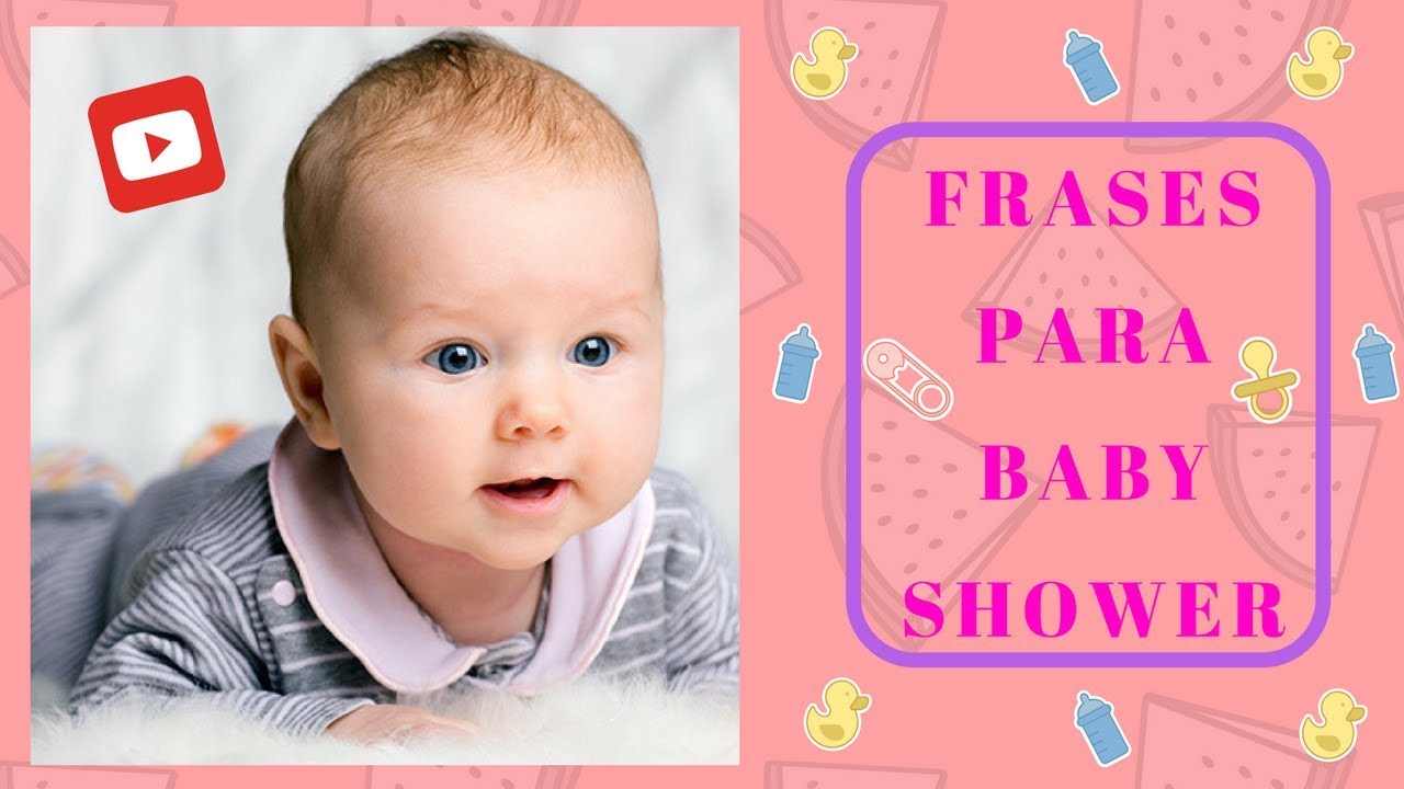 Frases Para Baby Shower 2