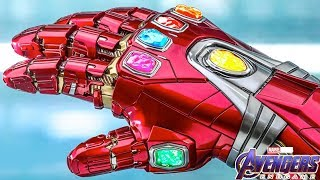 MARVEL Explains Why Tony Stark Could NOT Be RESURRECTED By The Infinity Gauntlet - AVENGERS ENDGAME