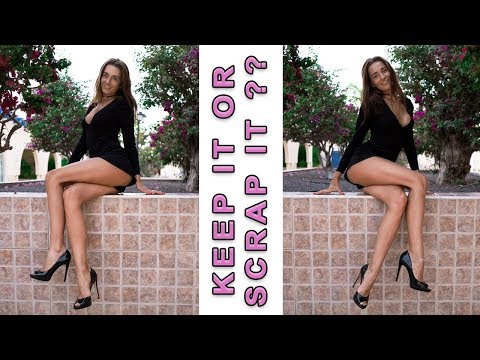 PANTYHOSE REVIEW TRY-ON WEARING MINI SUN DRESS | CDR COLORS UNBOXING from YouTube · Duration:  13 minutes