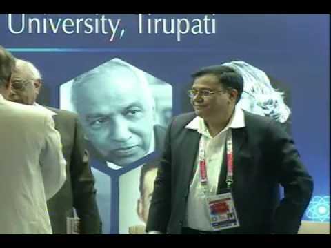 Indian science Congress 2017, Tirupati