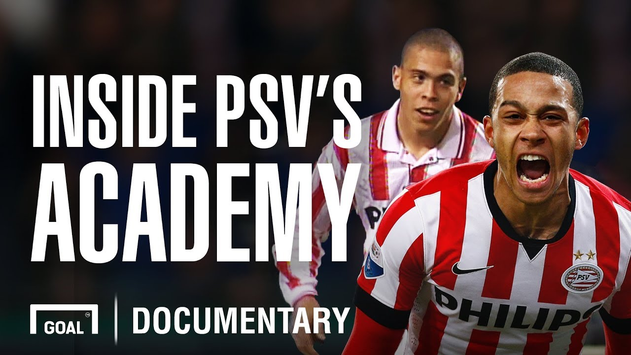 detailed look ec8c9 9ee09 From Ronaldo to Depay - Inside PSV's youth academy revolution