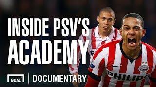 From Ronaldo To Depay - Inside Psv's Youth Academy Revolution