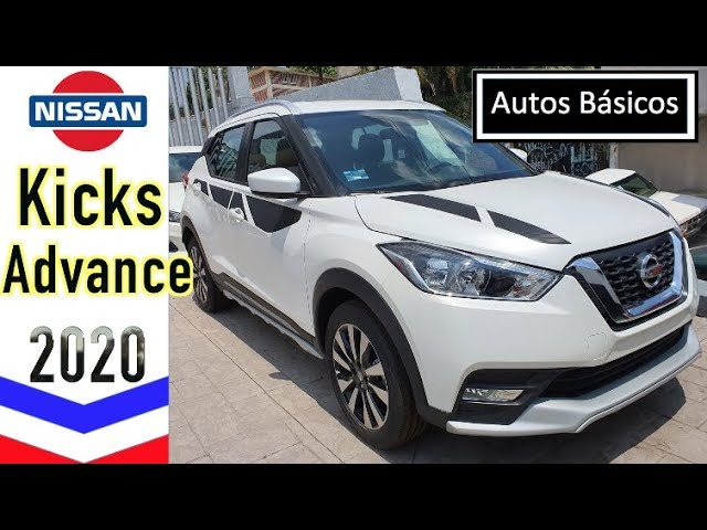 Nissan Kicks 2020 Advance Youtube