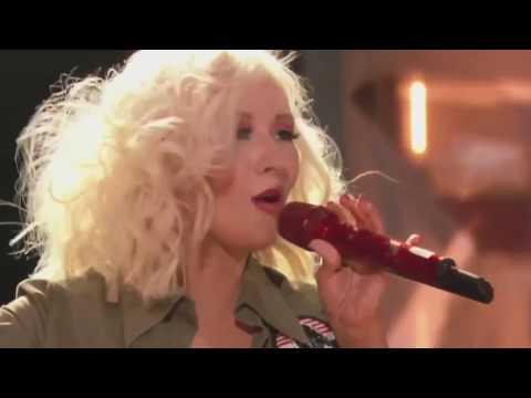 Christina Aguilera   Live Riffs & Runs