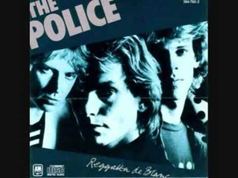 Reggatta De Blanc - The Police.
