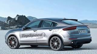 2019 Porsche Cayenne Coupe Release date and Price