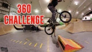 360 LONG JUMP CHALLENGE!