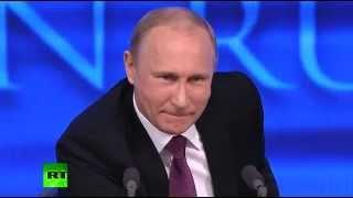 Полный ржач, журналист разрекламировал Путину Вятский квас, юмор, угар ржач, декабрь 2014