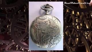 Коллекция золотых платиновых, палладиевых часов с бриллиантами Фильм 3