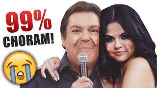 Download Video TENTE NÃO SE EMOCIONAR: Faustão e Selena Gomez MP3 3GP MP4