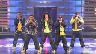 """Raindrops"" Featured on MTV's ""America's Best Dance Crew"""
