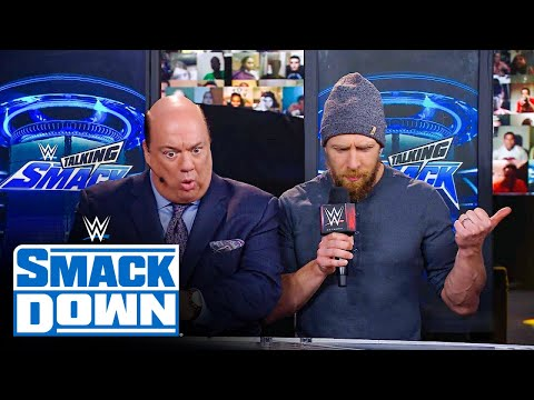 Daniel Bryan taunts Paul Heyman after qualifying: WWE Talking Smack, Feb. 13, 2021