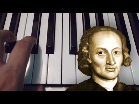 Canon in D / Pachelbel / Piano / Tutorial / (parte 1)