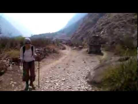 Tsum Valley Trek Nepal - Video Diary