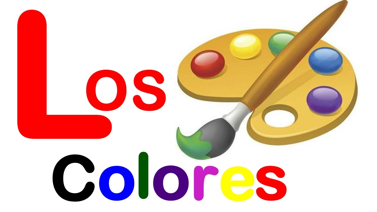 how to learn colors in spanish