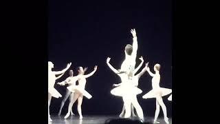 1/ 'Etudes' / Этюды / Ballerina-  Alyona Kovalyova Principal Dancers-  Klim Efimov Jacopo Tissi 2018