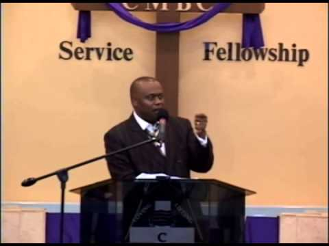 What To Do When Your Brook Dries Up 1 - Pastor Sherman J. Fort